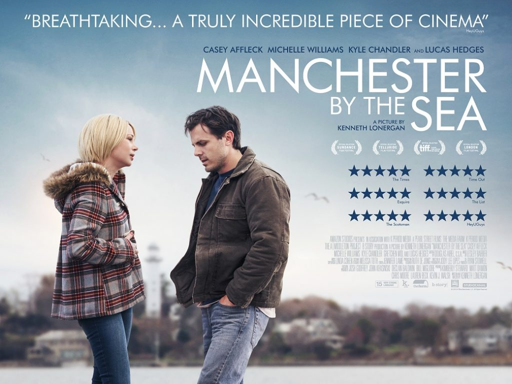 Electric Theatre Cinema presents Manchester-By-the-Sea-UK-Poster