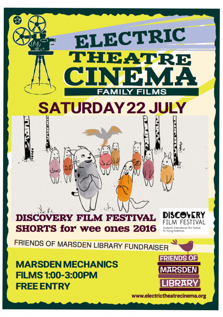 Discovery Film festival Shorts