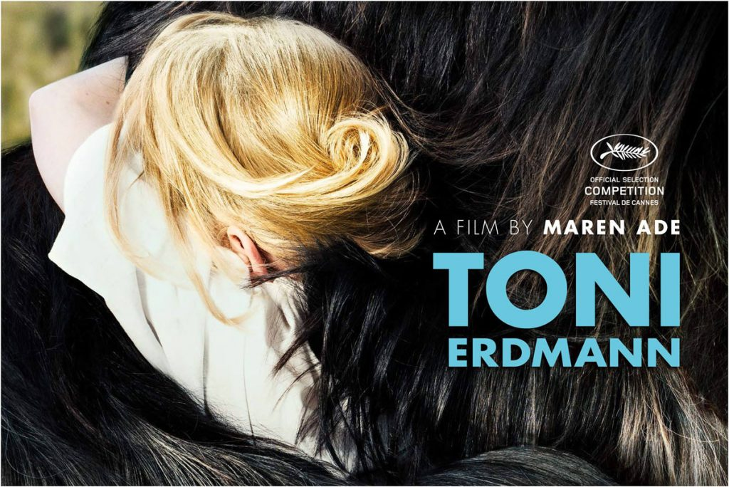 Electric Theatre Cinema presents Toni Erdmann the Banner