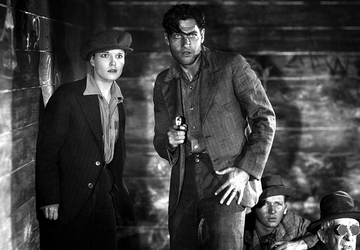 Publicity photo for beggars of life