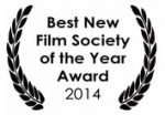 Electric Theatre Cinema Community Cinema Film Society Award