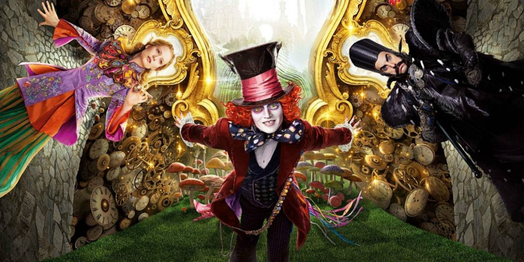Alice Through The looking Glass at Electric Theatre Cinema Marsden