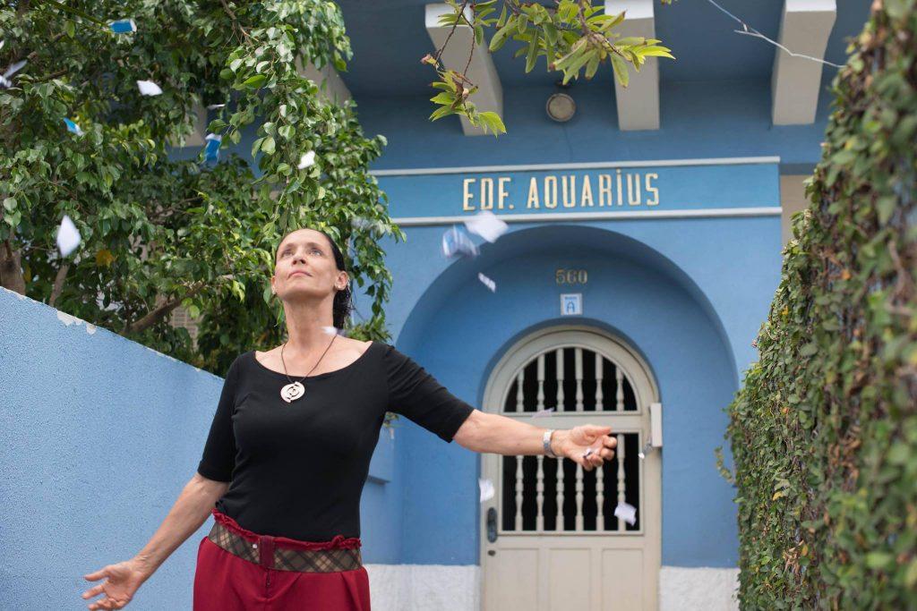 Aquarius Film poster