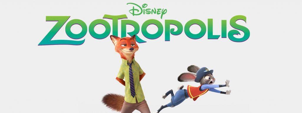 Zootropolis trailer poster