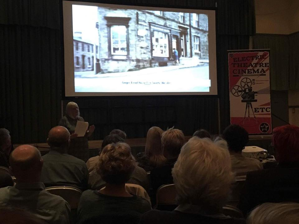 Archive Film night Electric Theatre Cinema