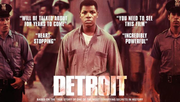Detroit Film Poster